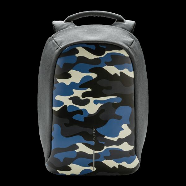 XD Design Bobby Anti-Theft Backpack Camouflage Blue (P705.655) купить