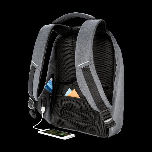 XD Design Bobby Anti-Theft Backpack Camouflage Blue (P705.655) в Украине