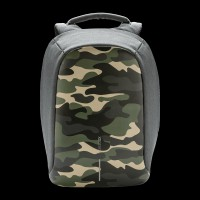 XD Design Bobby Anti-Theft Backpack Camouflage Green (P705.657)