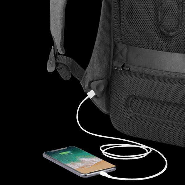 XD Design Bobby Pro Anti-Theft Backpack Black (P705.241) фото