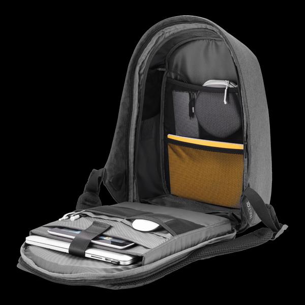 XD Design Bobby Pro Anti-Theft Backpack Black (P705.241) стоимость
