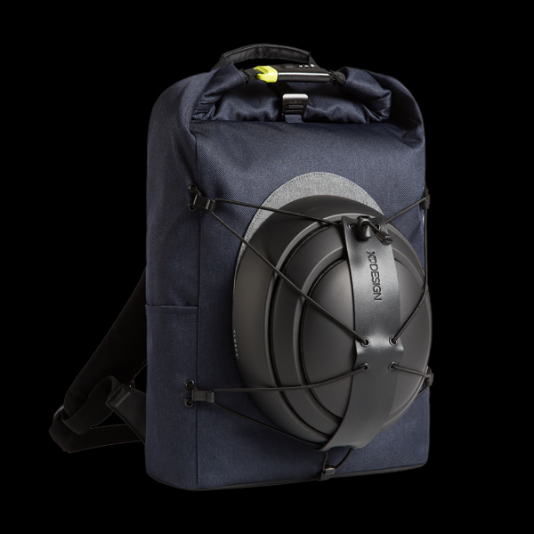 XD Design Bobby Urban Lite 15.6 Navy (P705.505) цена