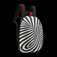 ZipIt Shell Zebra (ZSHL-BWS)