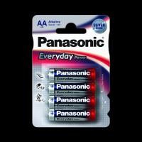 Panasonic EVERYDAY POWER AA BLI 4