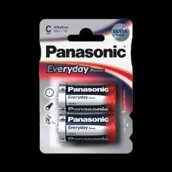Panasonic EVERYDAY POWER C BLI 2