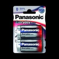 Panasonic EVERYDAY POWER D BLI 2