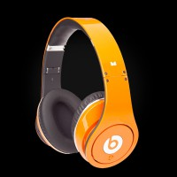Monster Beats by Dr. Dre Studio Orange