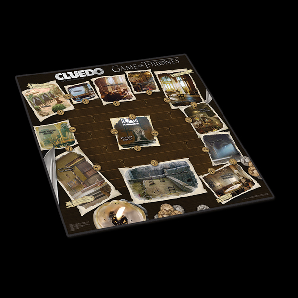 Cluedo Game of Thrones фото