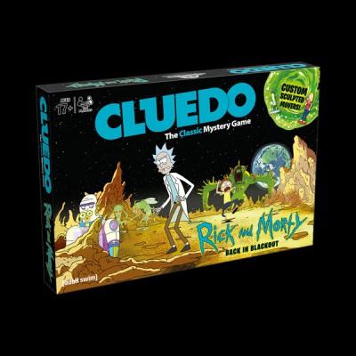 Cluedo Rick and Morty купить