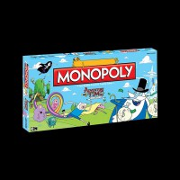 Monopoly - Adventure Time UK