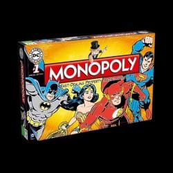 Monopoly - DC Universe UK