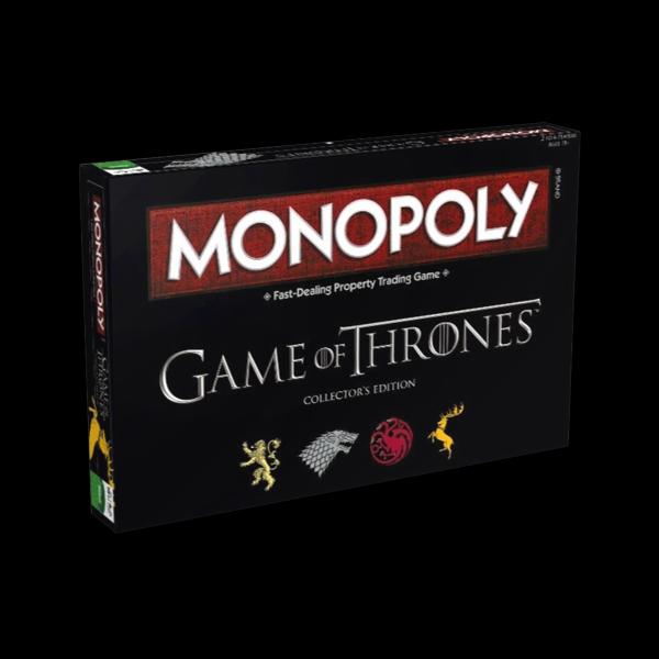 Monopoly - Game of Thrones UK купить