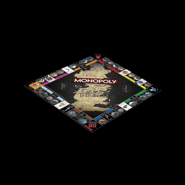 Monopoly - GOT Standard UK фото