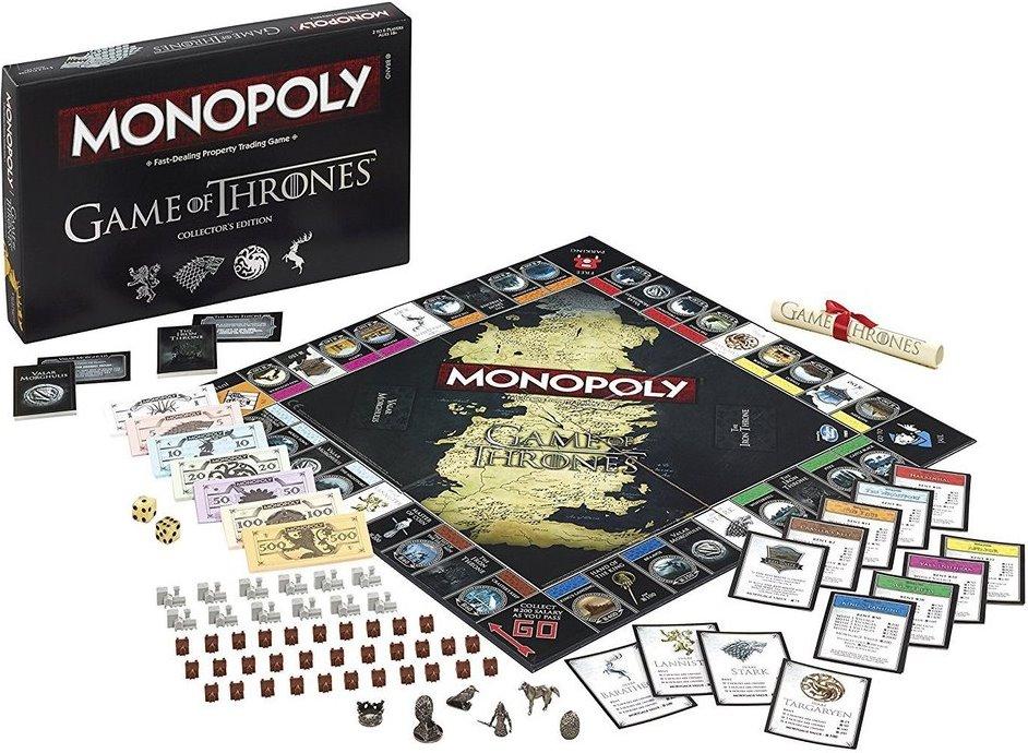 Настольная игра Monopoly