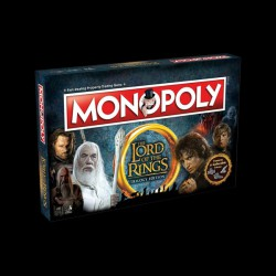 Monopoly - Lord of the Rings USA