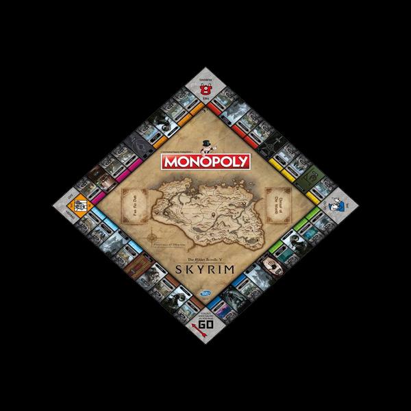 Monopoly - Skyrim фото