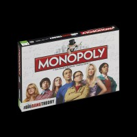 Monopoly - The Big Bang Theory UK