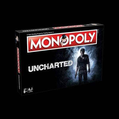 Monopoly - Uncharted купить