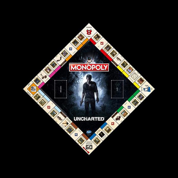 Monopoly - Uncharted фото