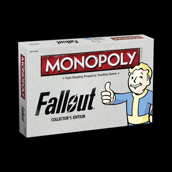 Monopoly Fallout купить
