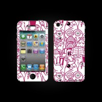 Bodino B-Movie by Lorenzo Milito iPhone 4 Skin