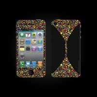 Bodino Bubble Paradise by David Siml iPhone 4 Skin