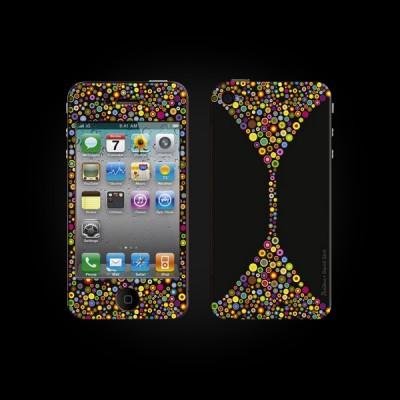 Bodino Bubble Paradise by David Siml iPhone 4 Skin купить