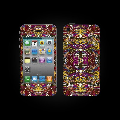 Bodino Carioca by Flavio Melchiorre Skin iPhone 3G/3GS