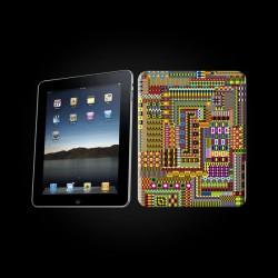 Bodino Colorpixels by Constantijn Gubbels Skin iPad