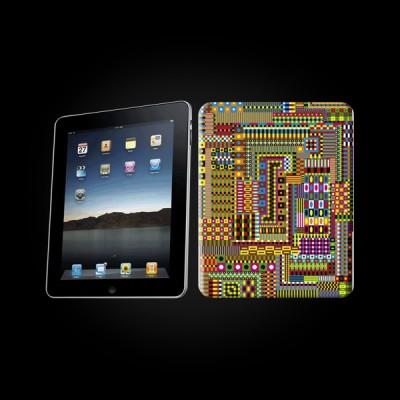 Bodino Colorpixels by Constantijn Gubbels Skin iPad купить