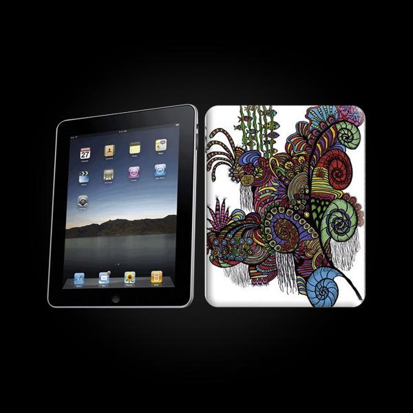 Bodino Coral Sea by Pamela Gotangco Hupp Skin iPad купить