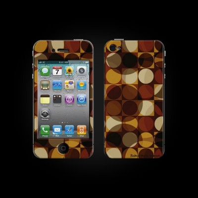 Bodino Feel Retro by Mandy Reinmuth iPhone 4 Skin купить