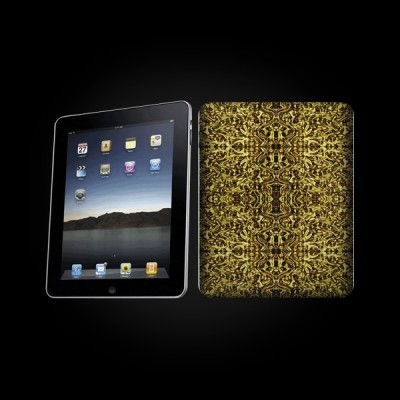 Bodino Goldtrip by Flavio Melchiorre Skin iPad