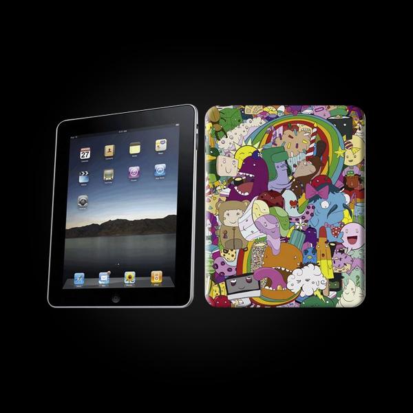 Bodino Monsters by Leon Romer Skin iPad купить
