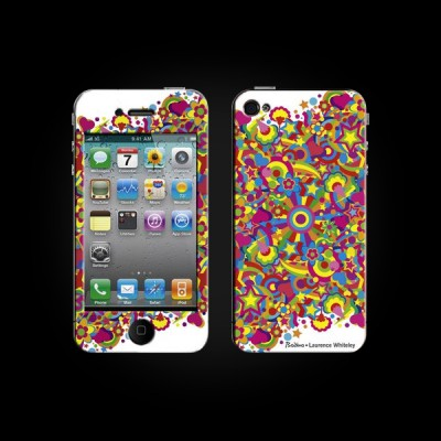 Bodino Monterrey Pop by Laurence Whiteley Skin iPhone 3G/3GS