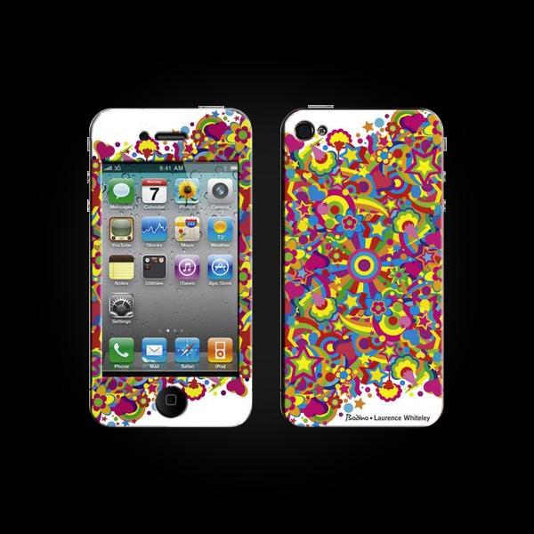 Bodino Monterrey Pop by Laurence Whiteley Skin iPhone 3G/3GS купить