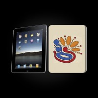 Bodino Think About It by Tamara Norris Skin iPad