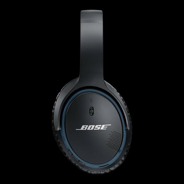 Bose SoundLink Around-ear (black/blue) цена