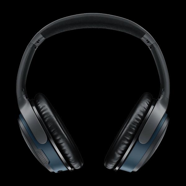 Bose SoundLink Around-ear (black/blue) описание