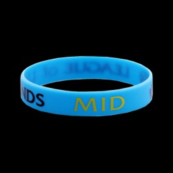 Браслет League of Legends Mid (Blue)