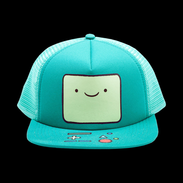 Adventure Time - Beemo Trucker Snapback (BA0PNRADV) цена