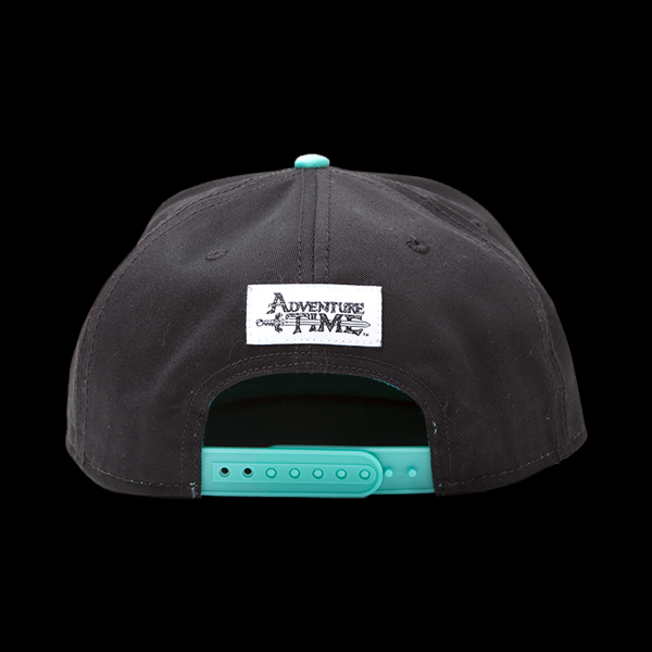 Adventure Time - BMO Snapback With Embroidery And Printed Bill (SB097539ADV) фото