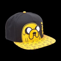 Adventure Time - Jake Snapback With Printed Bill (SB097536ADV)