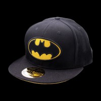 Batman DC Comics - Black Logo (HBATCAP1290)