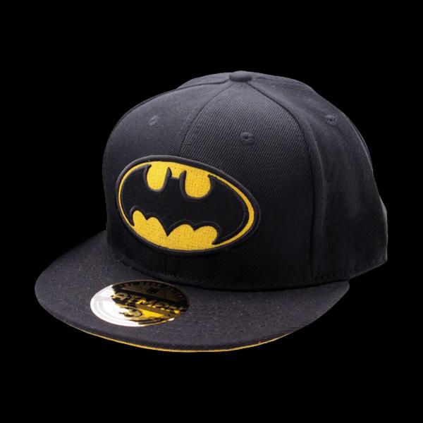 Batman DC Comics - Black Logo (HBATCAP1290) купить