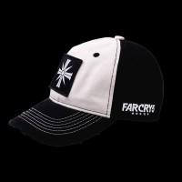 FarCry 5 - Black & White Emblem Curved Bill Cap (BA112505FAR)