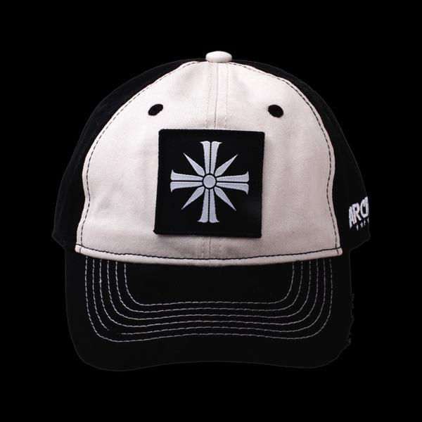 FarCry 5 - Black & White Emblem Curved Bill Cap (BA112505FAR) цена