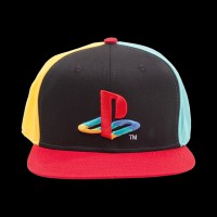 PlayStation - Snapback with Original Logo (SB111204SNY)