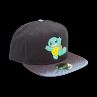 Pokemon - Dip Dye Snapback with Rubber Squirtle Patch (SB290202POK)