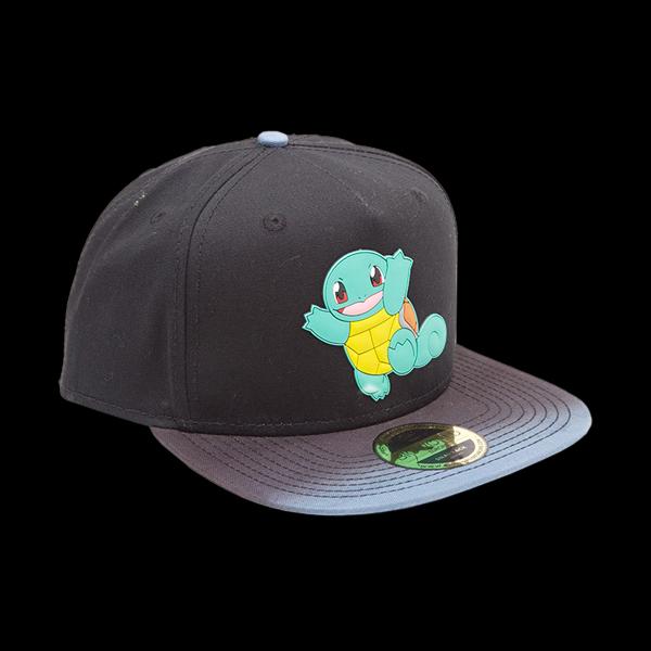 Pokemon - Dip Dye Snapback with Rubber Squirtle Patch (SB290202POK) купить